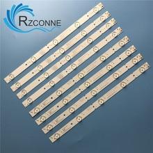 LED Backlight strip 5 lamp for 40E6000 40E3000 40E3500 40E3500 5800 W40000 3P00 2P00 1P00 VER0.0