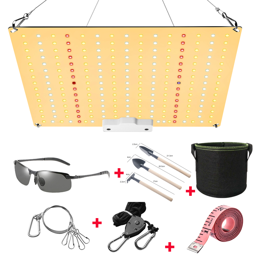 600W Super Bright LED Plant Grow Light Tent Lighting Gadgets Novelty Lightings