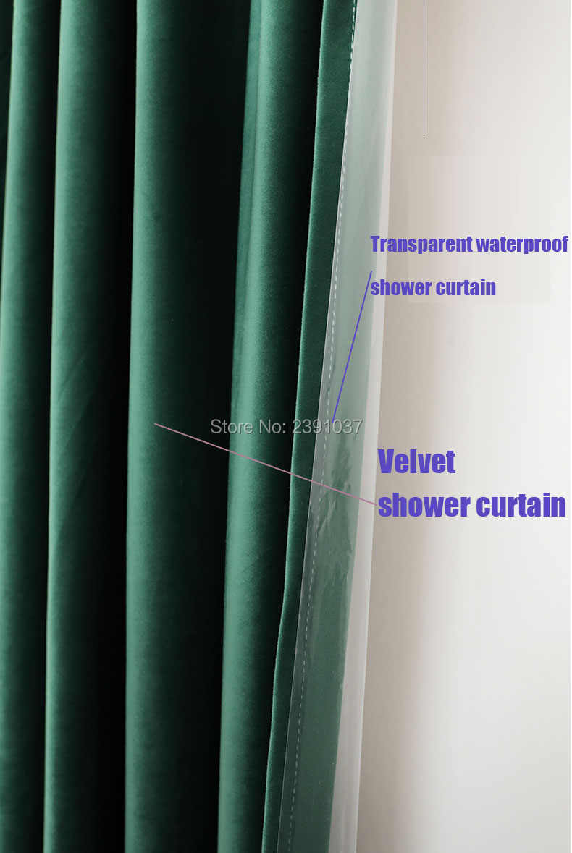 bathroom shower room shower curtains