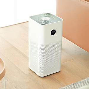 Image 3 - Xiaomi luchtreiniger 3 filter Mi air cleaner Fresh Ozon Voor Thuis auto rook formaldehyde Sterilisator kubus slimme Mi JIA APP Controle