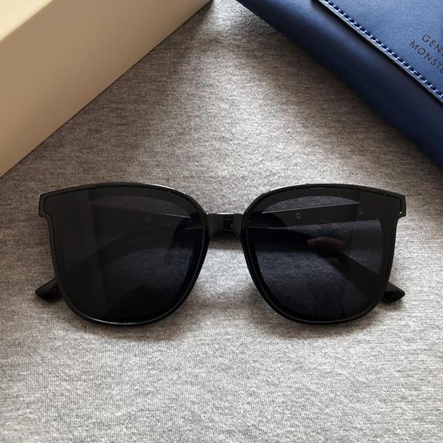 2020 nuove Donne Del Progettista di Marca Occhiali Da Sole Corea GM Mostro Gentle Occhiali Da Sole Retrò Femminile Sunglsss Degli Uomini di Modo occhiali da Sole Oculos