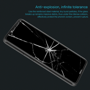Image 3 - Voor Nokia 7.2 Glas Nillkin Verbazingwekkende H 0.33MM Screen Protector Gehard Glas voor Nokia 6.2/7.2 Film