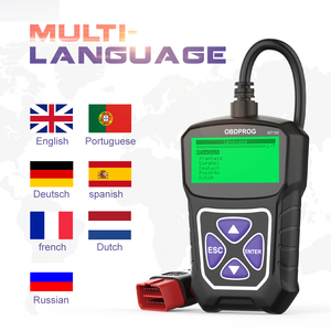 Image 5 - OBDPROG MT100 OBD2 Scanner Lesen Datenstrom Klar Code Leser Scan Werkzeuge Motor EPC Überprüfen Diagnose Auto Mehrere Sprache