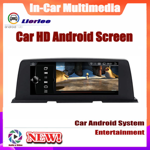 Image 4 - 6 Core Android System Update Car GPS For BMW 6 Series F12 2013~2017 Autoradio Navigation Car Multimedia
