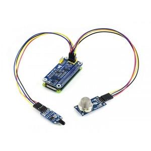 Image 3 - Sense HAT (B) for Raspberry Pi Onboard Multi Powerful Sensors Supports External Sensors 3.3V I2C