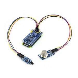 Image 3 - Sense HAT (B) pour Raspberry Pi à bord de capteurs multi puissants prend en charge les capteurs externes 3.3V I2C