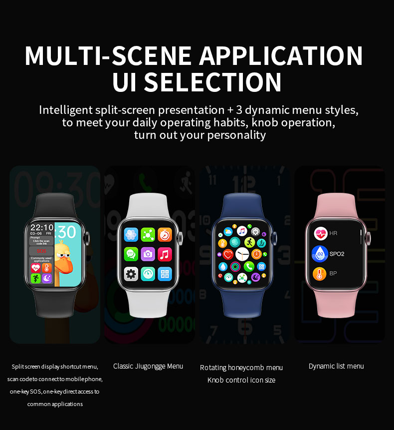 HW12 Smart Watch  6