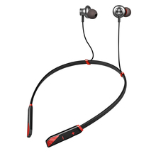 New Bluetooth Earphones Neckband Y17 Wireless Headphones Stereo Sport Bluetooth Headset with Mic Handsfree tronsmart encore s2 plus bluetooth earphones ipx45 headphones waterproof earphones wireless bluetooth headset with neckband