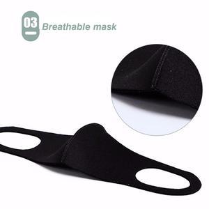 Image 4 - 1 قطعة قناع الفم للجنسين الكبار قابلة لإعادة الاستخدام تنفس ثلاثي الأبعاد قناع واقي الوجه