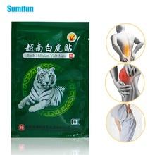 48 шт. вьетнамский бальзам с белым тигром, медицинский пластырь, пластырь для ревматоидного артрита боли в суставах, пластырь для шеи, спины, мышц, наклейки C069