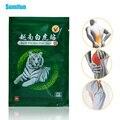 48 Uds Vietnam bálsamo de tigre blanco yeso médico artritis reumatoide dolor de articulación alivio cuello espalda cuerpo músculo parches pegatina C069