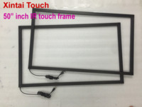 50 Inch 10 points infrared ir touch screen frame for Interactive table, Interactive Wall, Multi Touch Monitor, without glass