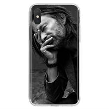 Radiohead Kid Một Thomas Edward Yorke Mềm Da Ốp Lưng Dành Cho Samsung Galaxy Samsung Galaxy S6 S10E S10 Edge Lite Plus Core Grand thủ Alpha J1 Mini(China)