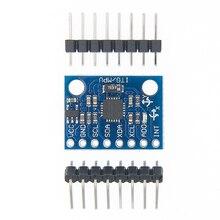 100 pz/lotto GY 521, MPU 6050 Modulo, modulo mpu6050, 3 assi giroscopi analogici + 3 Assi Accelerometro Modulo MPU6050
