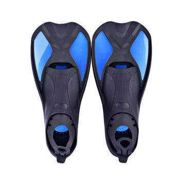 Płetwy do pływania płetwy do nurkowania sporty wodne elastyczne neoprenowe antypoślizgowe buty do pływania pływanie nurkowanie płetwy dla dorosłych sporty wodne tanie i dobre opinie Diving Fins RUBBER diving equipment swim fins water sports fins