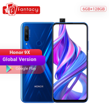 Global Version Honor 9X Smartphone 6GB 128GB 48MP Triples Camera Mobile