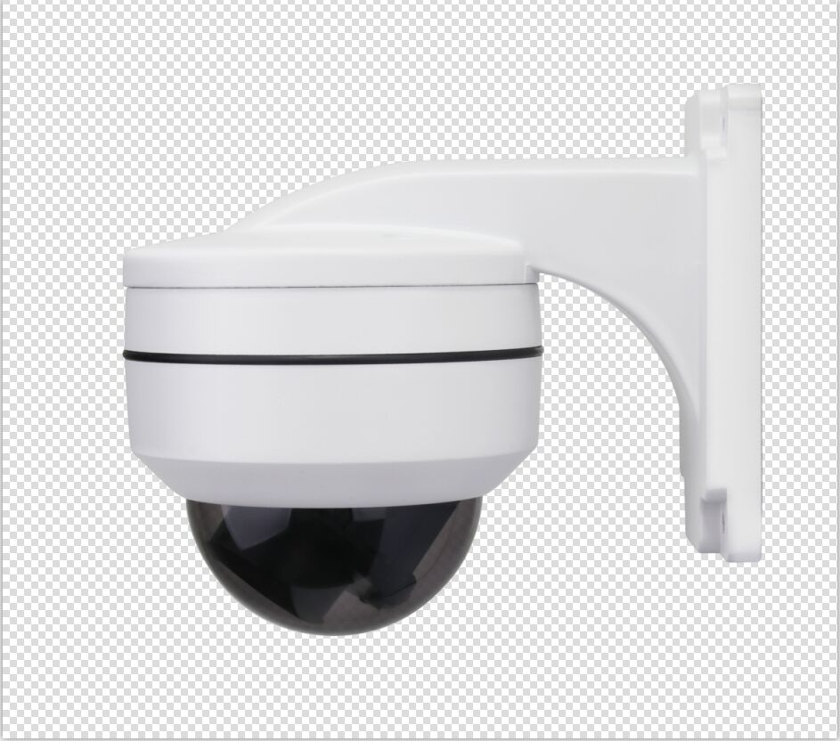 2.8 12mm 4x auto zoom 5MP POE power mini speed dome cameras work wtih POE NVR P2P 5mp 2mp HD CCTV cameras IP67 cameras