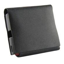 Mode Flip Pour Iqos 3 Double Couverture de Livre Étui Pochette Porte Portefeuille En Cuir Pour Iqos 3 de Haute qualité