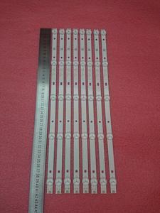 Image 2 - 80 Teile/los Led hintergrundbeleuchtung streifen für 43PFT4001 43PFT6100S 43PHT4001 43PFF5459 42PUF6052 TH 43C500C K420WD7 4708 K420WD A3213K01
