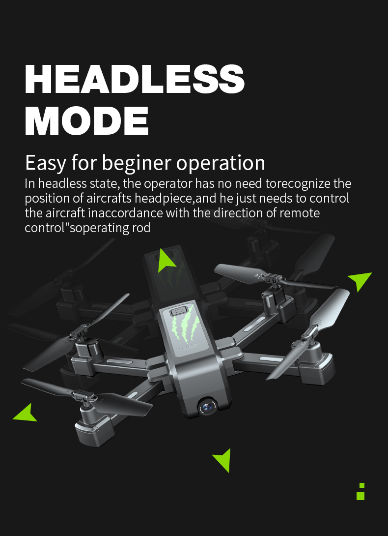 SHAREFUNBAY drone GPS 4K HD 5G WIFI FPV drone ESC camera height keep flight for 20 minutes distance control 21