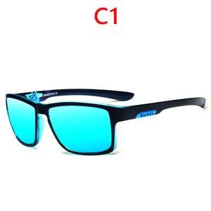 Image 4 - VIAHDA New Polarized Sunglasses Sport Outdor Men Brand Design Mirror Luxury  Sun Glasses For Women Fashion Driver Shades