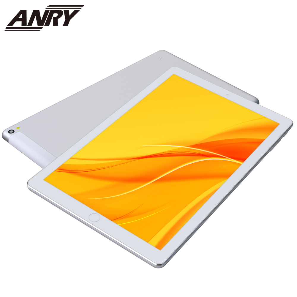 ANRY Tablets 4G Phone Call 10 Inch Android 8.1 2GB RAM 32GB ROM Quad Core MTK6737 5000mAh Tablet PC Dual Cameral Sim Card