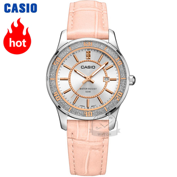 AliExpress - 49% Off: Casio watch women watches top brand luxury set 50m Waterproof Quartz ladies watch women Gifts Clock Sport watch reloj mujer 1358