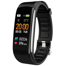 Fitness Tracker Smart Bracelet Ip67 Waterproof Bracelet Blood Pressure Heart Rate Monitor Sport Smart Band Watch For Android IOS new smart bracelet 2019 fitness tracker heart rate blood pressure monitor ip67 waterproof sports smart wristband men android ios