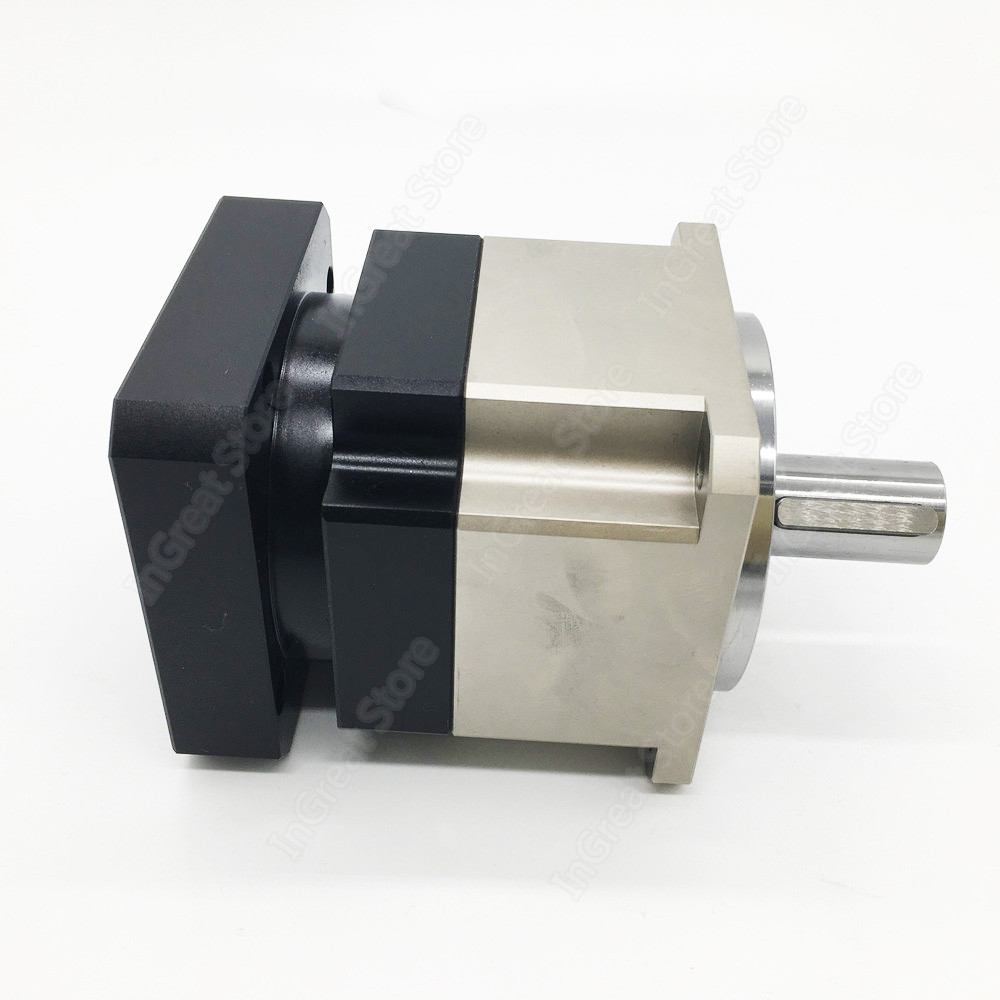 Planetary Gearbox 3:1 Helical  Reducer 3 Arcmin Backlash Gearbox 14mm 6000rpm for NEMA34 86mm 4.5NM 8.5NM 12NM Stepper Motor