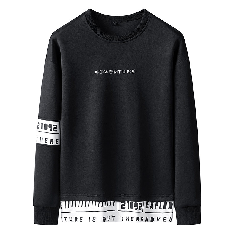Womail 2019 Men's New Casual Fashion Sport Top Long Sleeve Printing Patchwork Long Sleeve Mens Top Casual Patchwork Tops Blouses