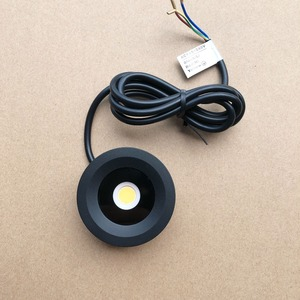 Kısılabilir LED Tavan Lambası CREE 5W 7W COB ultra ince LED dolap altı ışığı Spot 110V 220V Kapalı yatak odası Mutfak Aydınlatma