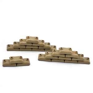 Building Blocks Military Special Forces Sandbag Educational Creative Bricks Toys For Children Kids Gifts