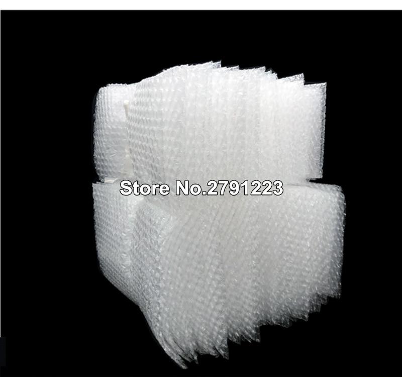 100pcs/lot Air Cushion Seal Bubble Bag Bubble Envelopes Wrap Bags Pouches Packaging 13*20CM PE Mailer Packing 1