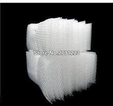 Enveloppes à bulles, lot de 100 pièces, dimensions 13x20 cm, pochettes d'emballage de courrier avec coussins d'air