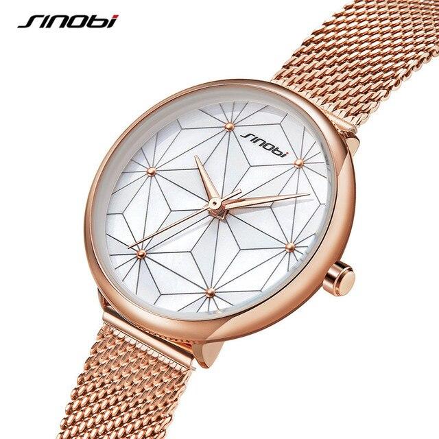 2019 New Fashion Design Women Watches Geometry irregular Design Gold Silver Stainless Steel Belt Ladies Watch Quartz Wristwatch