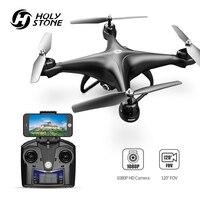 HS110G/HS110D/HS120D/HS240/HS720 FPV RC Drone 720P HD 1080P Cámara 120 ° DE ÁNGULO AMPLIO WiFi Quadcopter con 3D Flip Control de voz