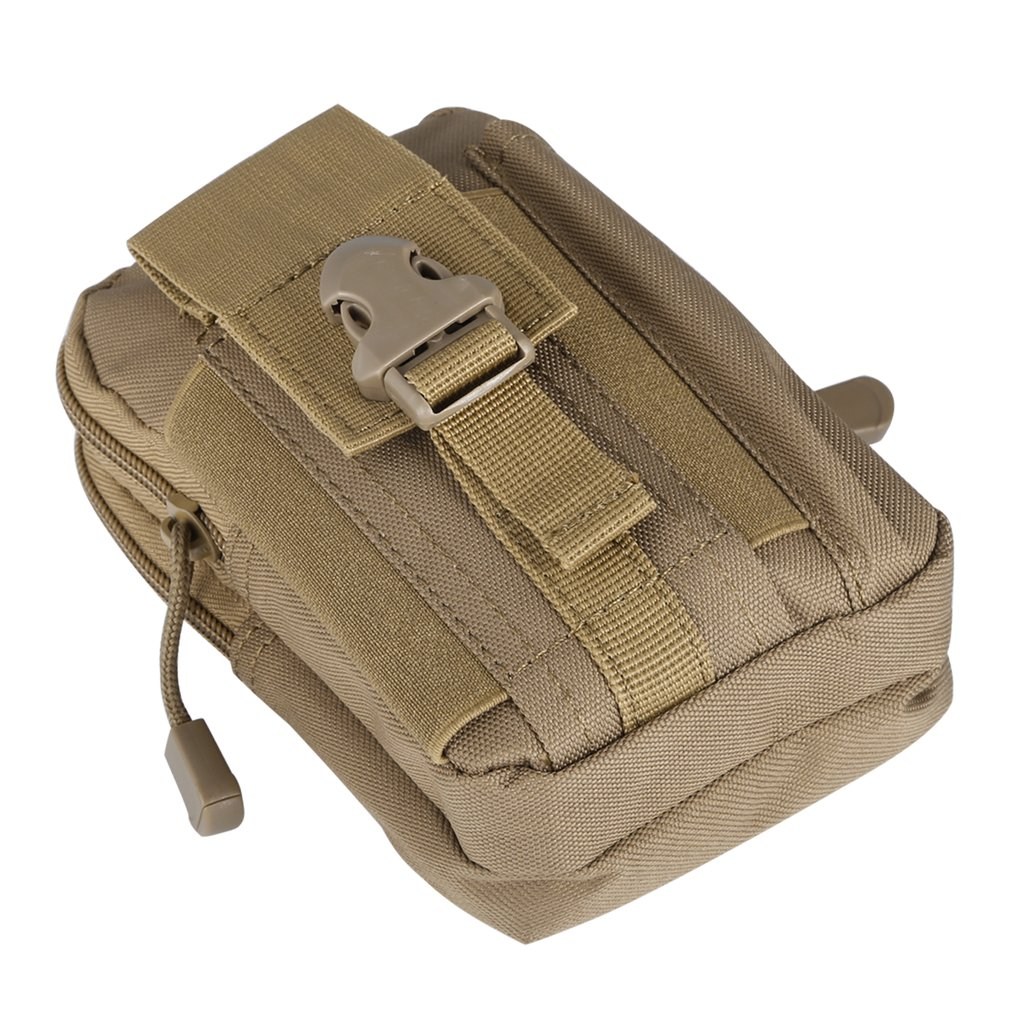 Waterproof Sports Military Utility Tactical Vest Waist Pouch Bag For Outdoor Hunting Wasit Pack Equipment Wear-resistant