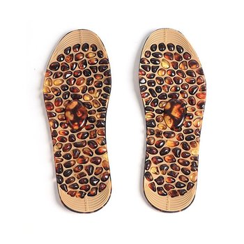 Cobblestone Insoles Feet acupressure point Therapy Insoles for Women Comfort Pads Slimming Insole Massage Foot Care orthopedic premium magnetic therapy magnet health care foot massage insoles unisex shoe comfort pads magnet insoles