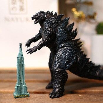 Best Sellers 9 models of Gojira monster Goslar joint movable model toys cool anime figure children's toys цена 2017