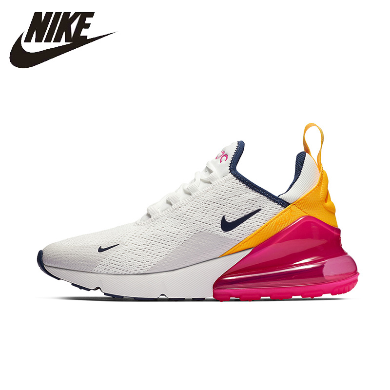 Nike Air Max 270 Woman Running Shoes NIKE  Air Cushion Casual Sneakers New Arrival # AH6789