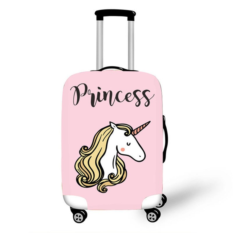 Unicorn Luggage Covers Suitcase Protector Dust-proof Case for 18-32 Inch Luggage Suitcase Cover