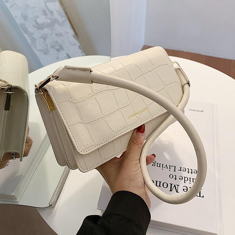 С Доставкой On the New 2020 Popular New Style Fashion All-match Shoulder Bag Korean-Style Net Red Messenger Square Sling Bag