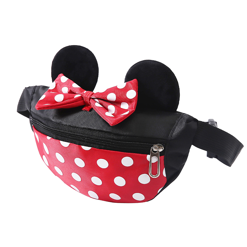 Kids Baby Girl Cute Waist Bag Fashion Mini Women Belt Bum Chest Fanny Pack Children Leg Packs Lady Chest Bags Girl Hip Bum Bag