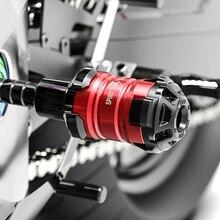 Универсальные мотоциклетные падающие протекторы из алюминиевого сплава рамка ползунок противоударные колпачки защита двигателя противоу...