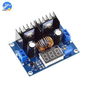 Image 3 - XL4016 200W 8A Charger Module 4 36V To 1.25 36V Step Down Buck Converter PWM Adjustable Power Charging with LED Digital Display