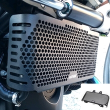 Motorcycle Radiator Grille Guard Cover For BMW R NINE T  PURE RACER SCRAMBLER URBAN G/S Oil Cooler Protection Cover