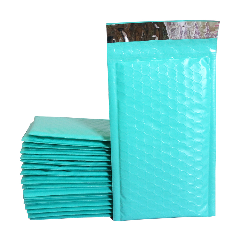000 4x8 quot 122x178mm Color Poly Bubble Mailers Padded Envelopes Self Seal Envelope bubble envelope shipping envelopes Pack of 10 in Paper Envelopes from Office amp School Supplies