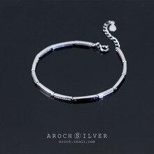 bracelet women's style simple  studded one word Bracelet ins row  jewelry women