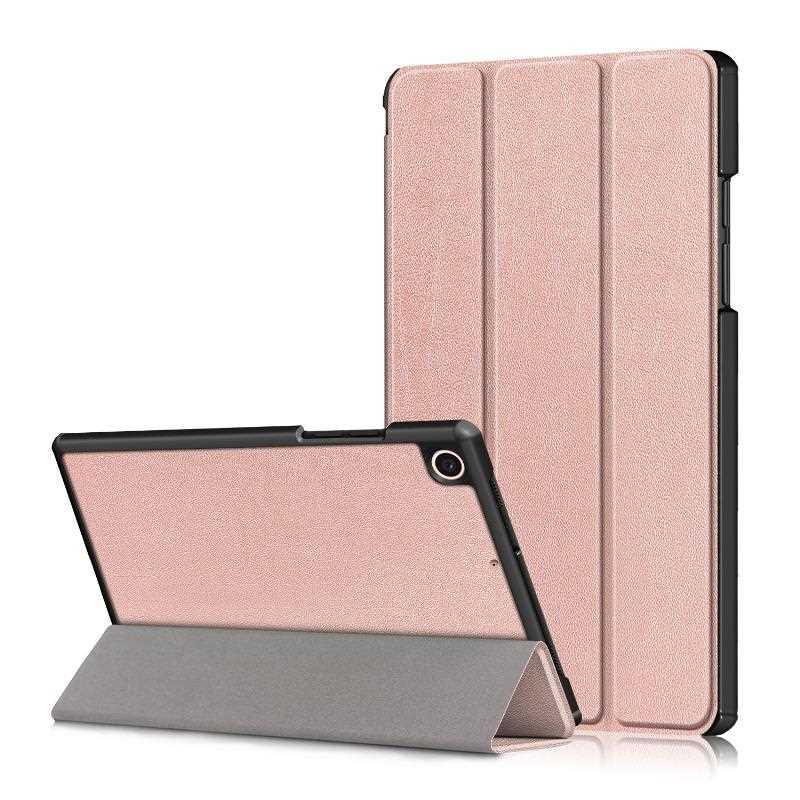 Pink Gold Joomer Fashion Stand Auto Wake Sleep Smart Case For iPad 10 2 2019 Case For iPad