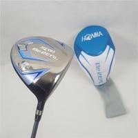 Chivalric Store Ladies golf club BEZEAL 525 HONMA golf club 11.5loft HONMA golf club driver graphite shaft L Flex free shipping